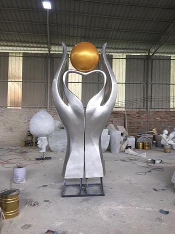 梧州玻璃钢雕塑