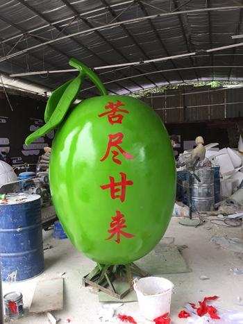 玉林水果雕塑制作