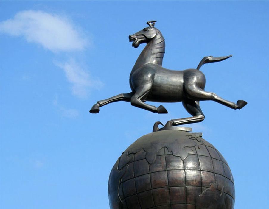 铸铜雕塑设计