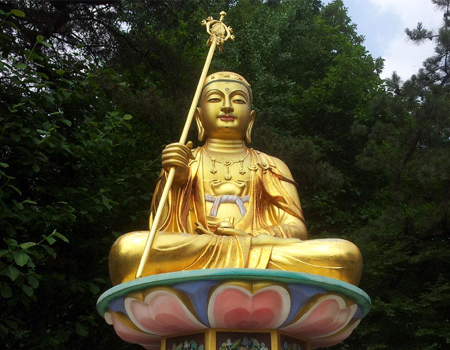 佛像雕塑设计