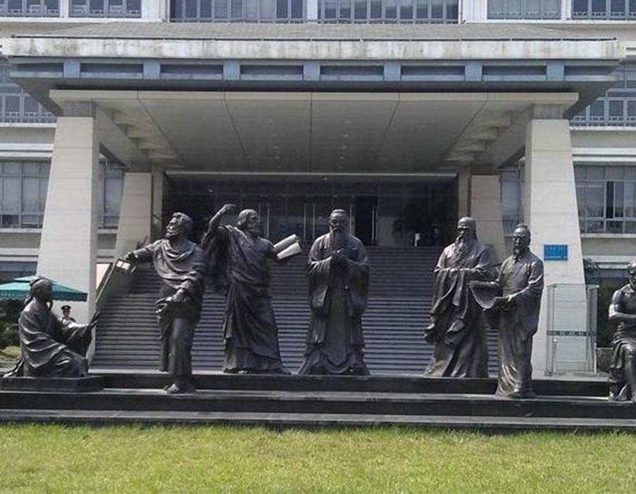 文化雕塑设计