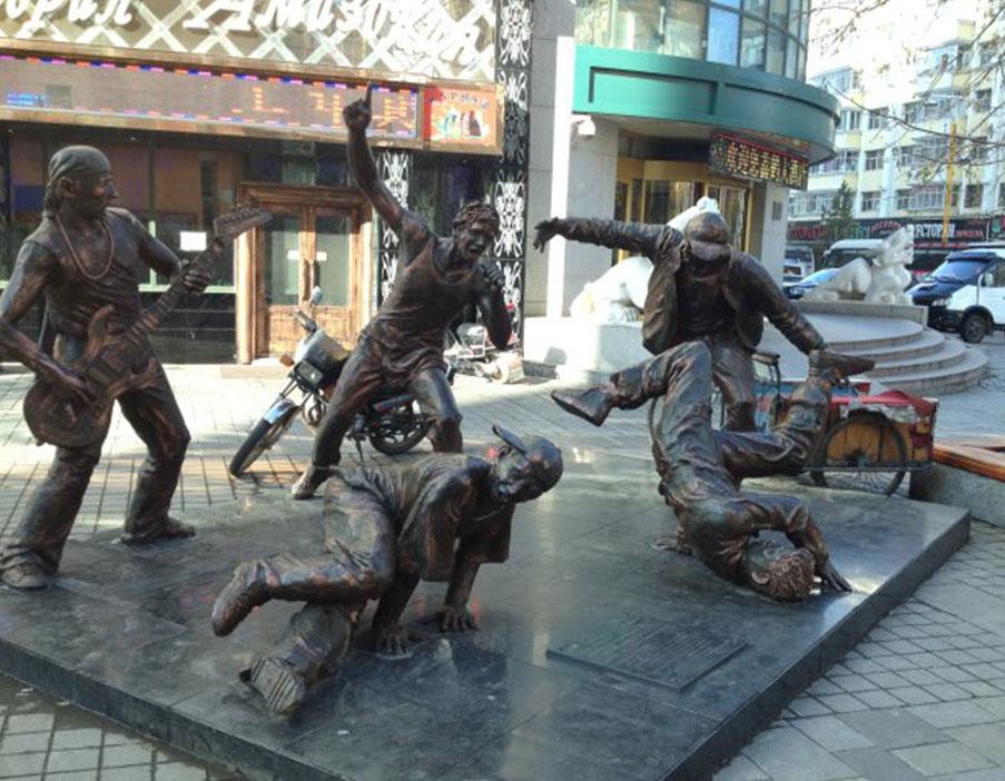 广场主题雕塑