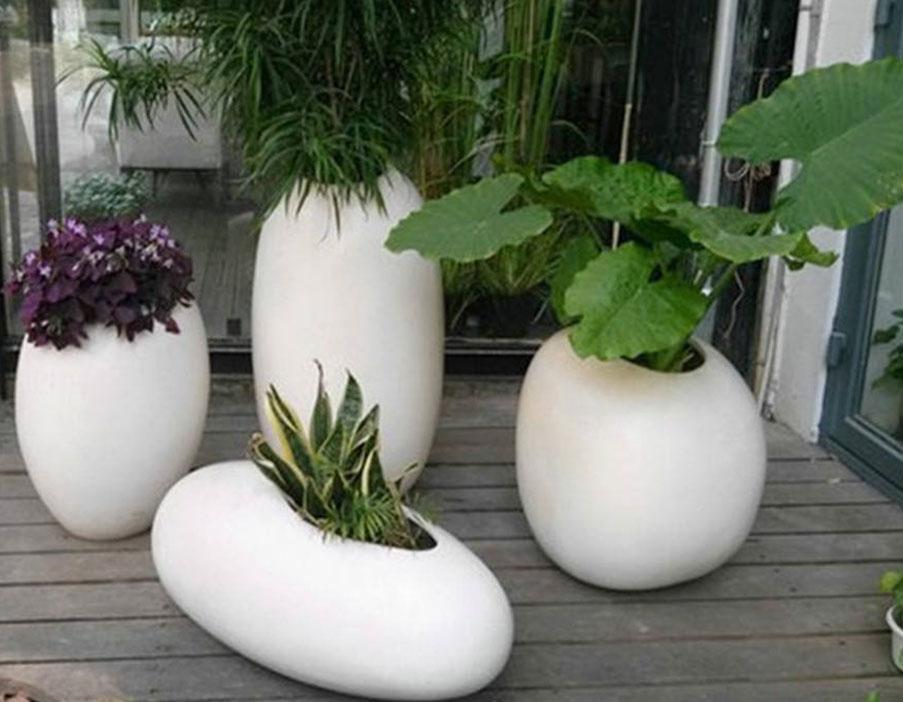 花钵、坐凳