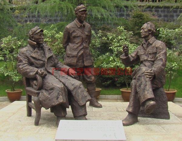 铸铜雕塑工程