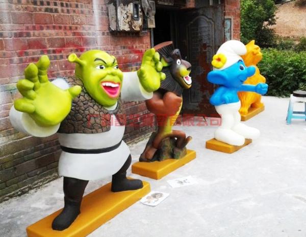 泡沫雕塑工程